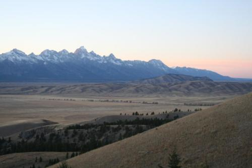 Grand Teton- Wyoming