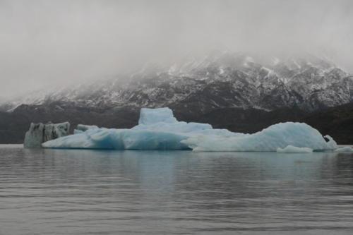 Glacier Grey- Chili
