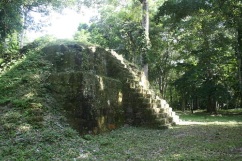 Uaxactun- Guatemala