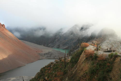 Volcan Chaiten- Chili